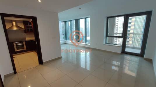فلیٹ 2 غرفة نوم للايجار في الخليج التجاري، دبي - Spacious and Bright - Higher Floor - Fountain and Burj View