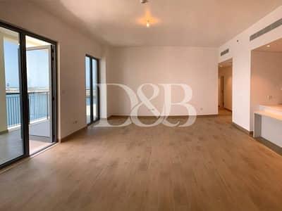 فلیٹ 3 غرف نوم للبيع في جميرا، دبي - Spacious Layout | Full Sea and Marina View