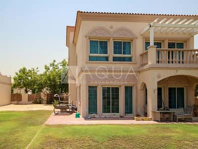 2 Bedroom Villa for Sale in Jumeirah Village Triangle (JVT), Dubai - Vacant on Transfer |  Large Plot | Upgraded