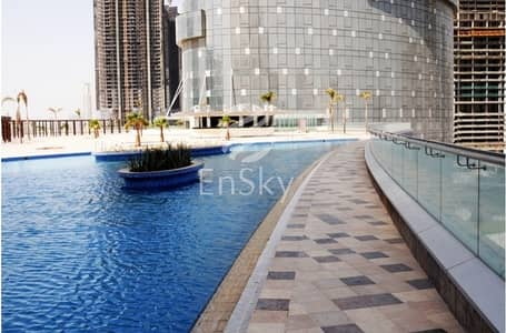 2 Bedroom Apartment for Sale in Al Reem Island, Abu Dhabi - No Transfer Fees!!! Vacant with Picturesque  Sea View in Sun Tower