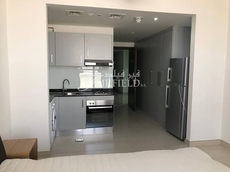 2 Furnished Studio Apt wt Balcony | 6 payments