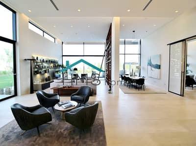 فیلا 6 غرف نوم للبيع في عقارات جميرا للجولف، دبي - Unique Contemporary Layout | Must See | Golf Course View