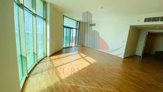 2 Bedroom Apartment for Rent in Al Reem Island, Abu Dhabi - Very Specious and Big Balcony with Maid room