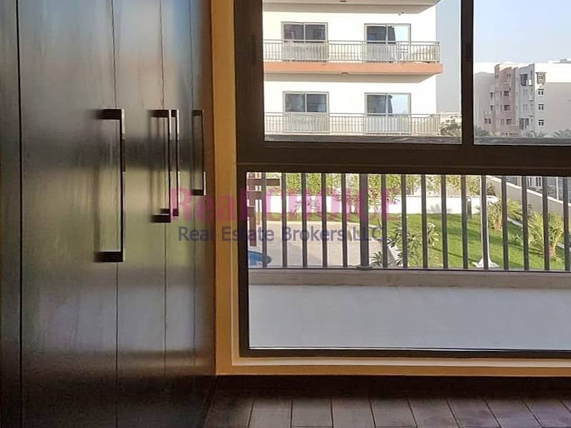 2 BR Apartment|View Of The Pool|Good Investment