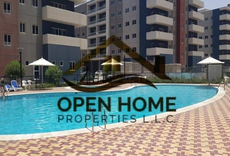 Fabulous Deal ! Spacious 2BR Apartment with Swimming pool