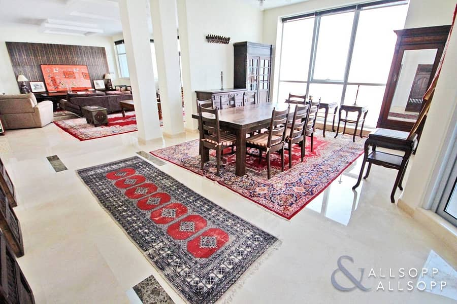 Penthouse | Sea and Marina Views | 3 Bed