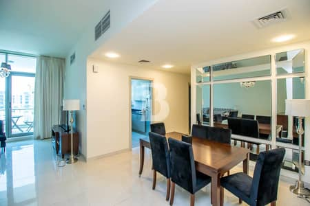 2 bedroom|Fully Furnished|The Polo Residence in Meydan Avenue