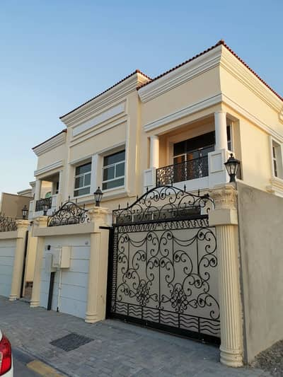 5 Bedroom Villa for Rent in Al Abar, Sharjah - villa for rent in al abar halwaan