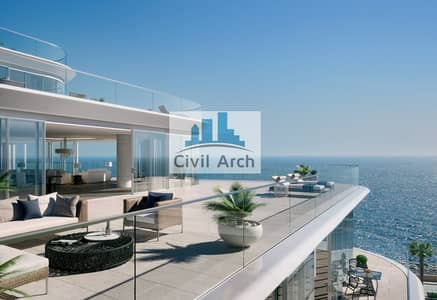 5 Bedroom Penthouse for Sale in Palm Jumeirah, Dubai - The Iconic PH of Palm Dubai for Special Few+Full Sea View+3 yrPAY