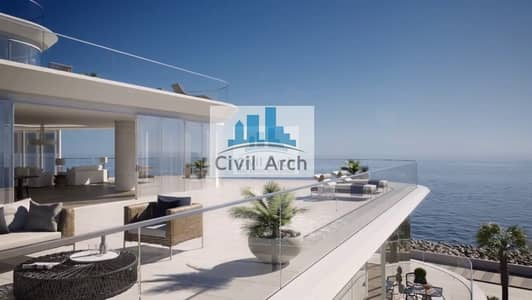 5 Bedroom Penthouse for Sale in Palm Jumeirah, Dubai - 3yr PAY Unmatched W Residence 5br BRAND NEW+ready to move-in