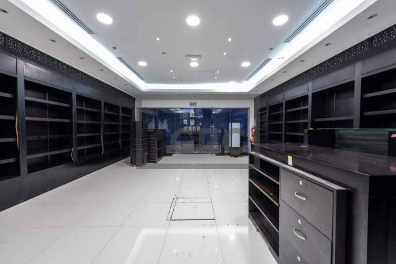 2 Fully Fitted Retail |Chiller Free|Metro Access
