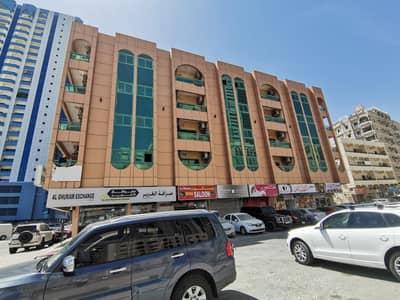 شقة 1 غرفة نوم للايجار في النخيل، عجمان - شقة في بناية النخيل النخيل 1 غرف 19000 درهم - 4652756