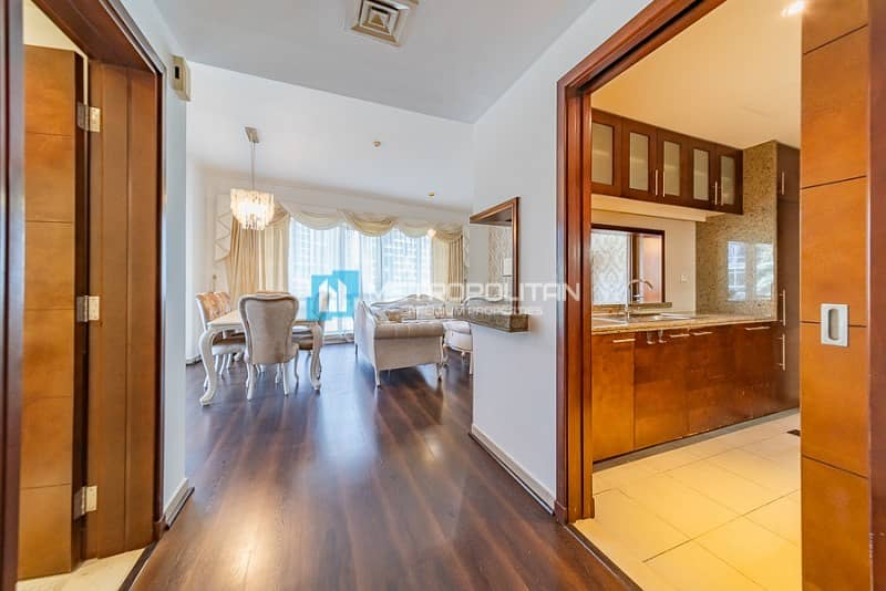 Stylish Fully Furnished I One Bedroom I Spacious!