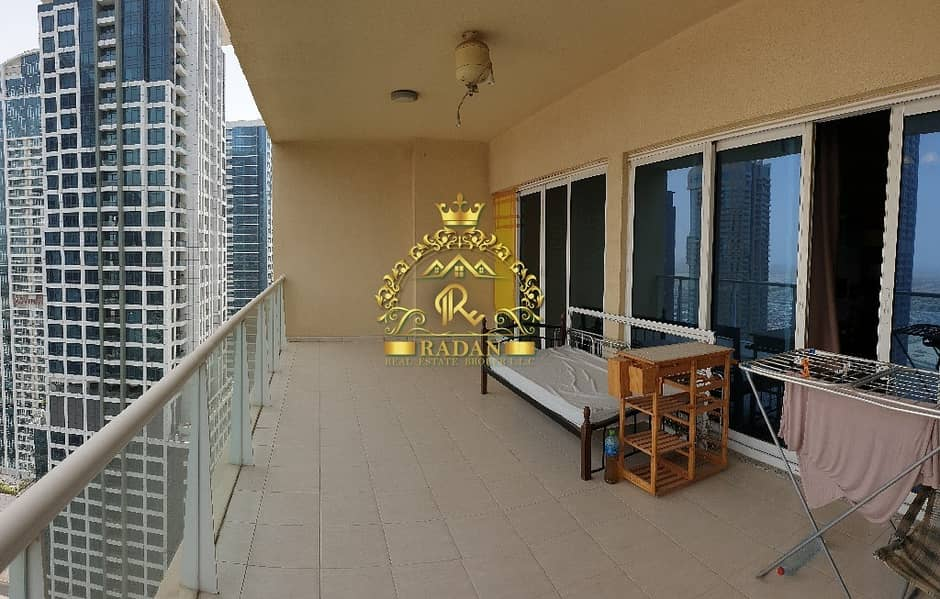 10 2BR Apartment For Rent With Big Balcony