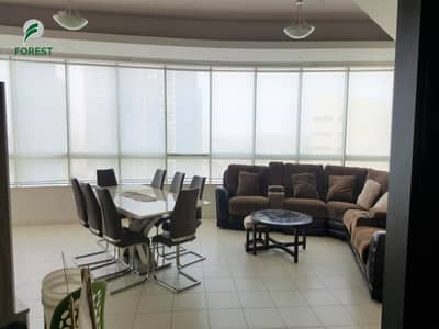 4 Bedroom Apartment for Rent in Dubai Marina, Dubai - Spacious 4BR Apt | Well Maintained | Vacant