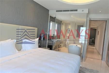 شقة 3 غرف نوم للايجار في الخليج التجاري، دبي - High Floor Luxury 3BR Fully furnished Apartment