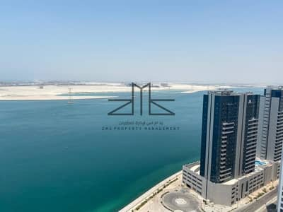 3 Bedroom Flat for Rent in Al Reem Island, Abu Dhabi - Spacious 3 Bedrooms with Balcony-Sea View -No Chiller fees!!