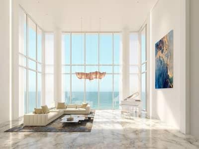 بنتهاوس 5 غرف نوم للبيع في جزيرة السعديات، أبوظبي - 0 FEES|Spectacular High End Full SeaVIew Penthouse