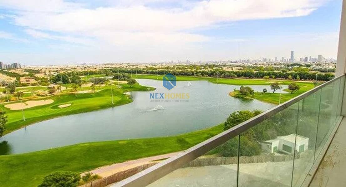 12 Full Golf Course View I  Vacant I Spacious 3 bed I