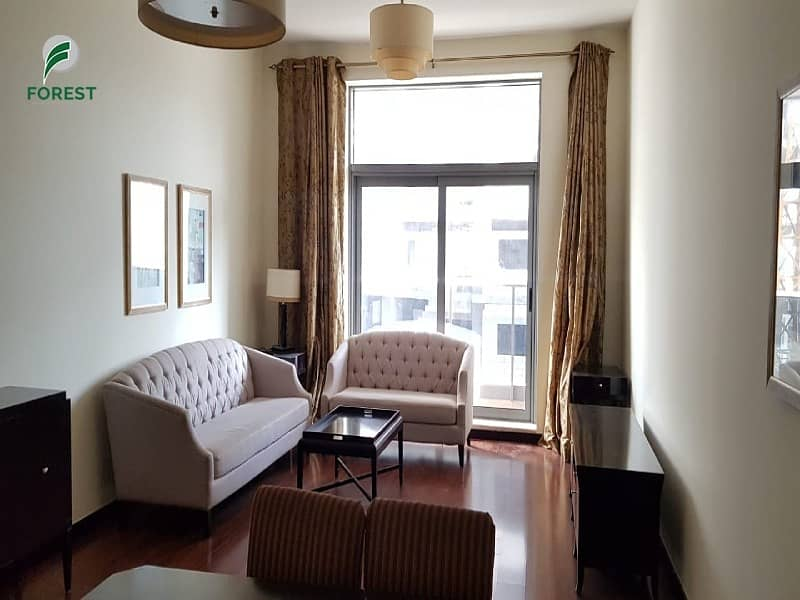 2 Fully Furnished |2 Beds |Ready To Move In |Vacant
