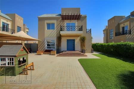 فیلا 4 غرف نوم للايجار في دبي لاند، دبي - 4 Beds | Upgraded | Managed | Single Row