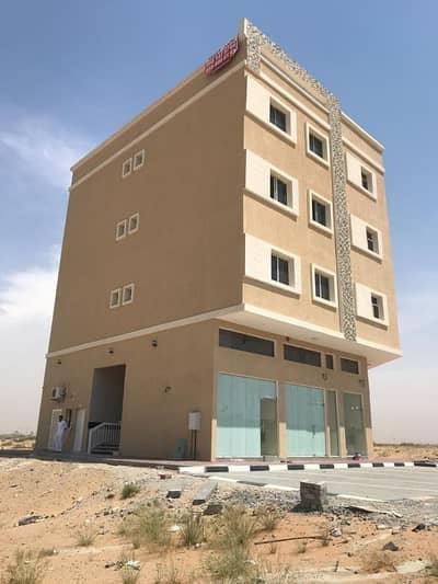 Studio for Rent in Al Aaliah, Ajman - For rent studio in Ajman, Al Alia area, separate kitchen