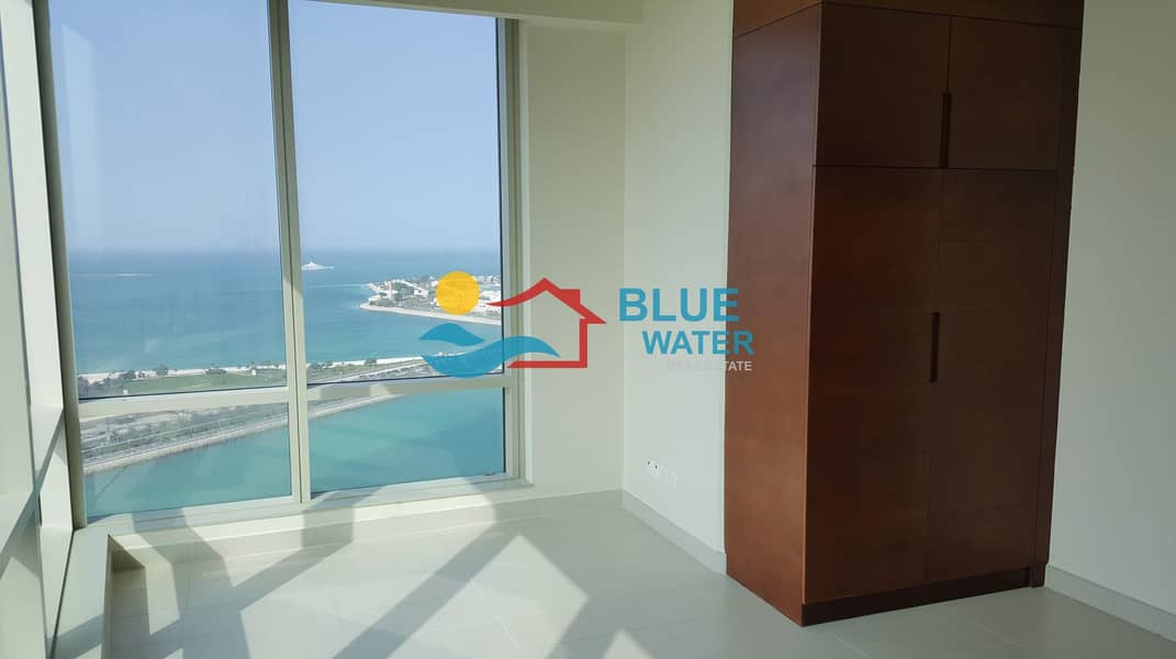 16 No Fee / Stunning 3 BR In Nation Tower / 2 Parking