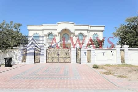 فیلا 8 غرف نوم للبيع في أم الشيف، دبي - Large 8 BR Villa + Maid|| Move now Pay Over 5 Yrs