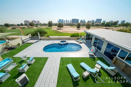 5 Bedroom Villa for Sale in Dubai Sports City, Dubai - Completely Remodeled | Golf Course | 5 Bed