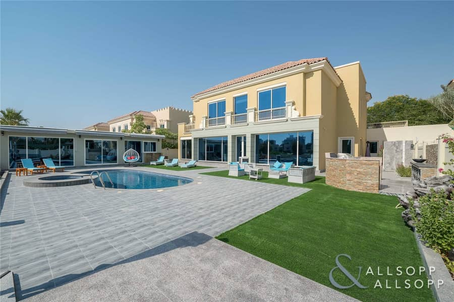 2 Completely Remodeled | Golf Course | 5 Bed