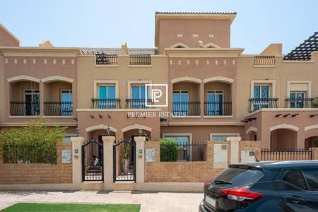 تاون هاوس 3 غرف نوم للبيع في قرية جميرا الدائرية، دبي - Immaculately Renovated Townhouse| Ideal Investment