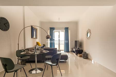 1 Bedroom Apartment for Sale in Dubai Sports City, Dubai - Spacious 1 Bedroom Apartment|Semi-Open Kitchen