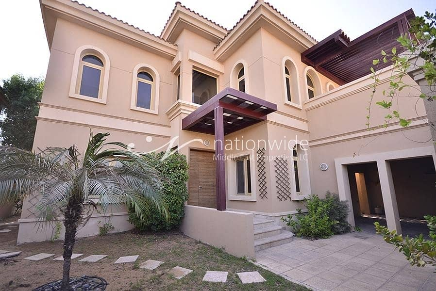 Spacious Villa In A Family-friendly Setting