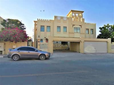 5 Bedroom Villa for Rent in Sharqan, Sharjah - Spacious 5BR Villa+3 Master/R | Private Pool