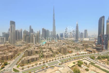 2 Bedroom Apartment for Rent in Downtown Dubai, Dubai - Available End of August| Prime Location