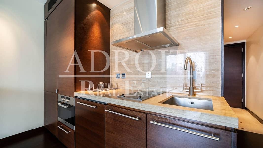12 Luxurious Studio Hotel Apartment in Burj Lake Hotel - The Address Downtown!