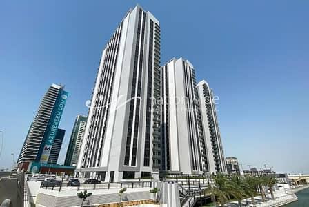 Studio for Rent in Al Reem Island, Abu Dhabi - Vacant! A Convenient & Brand New Apartment