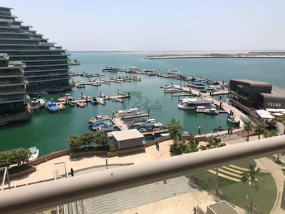 2 Bedroom Apartment for Rent in Al Raha Beach, Abu Dhabi - Appealing Sea View I 2 BR with Huge Balcony