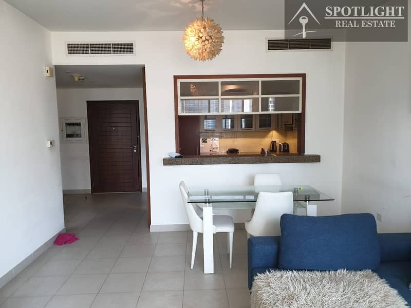 2 1 Bed Semi Furnished Boulevard Central 1
