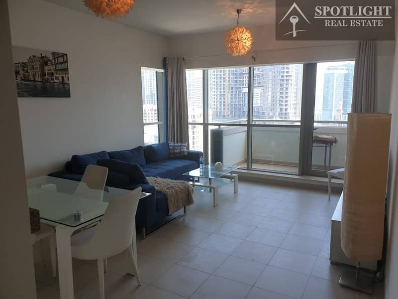 28 1 Bed Semi Furnished Boulevard Central 1