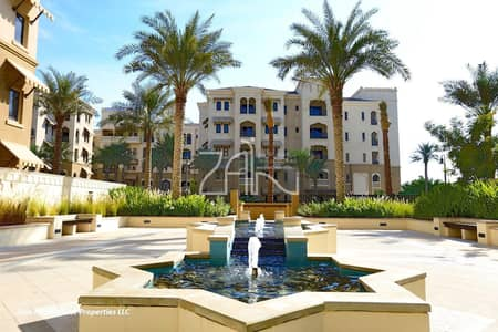 2 Bedroom Apartment for Rent in Saadiyat Island, Abu Dhabi - Spacious High Standard 2+M Apt in Great Community