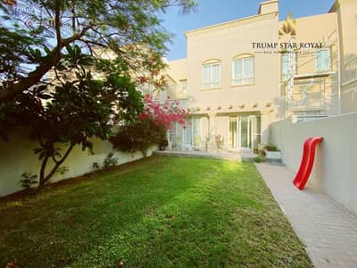2 Bedroom Villa for Rent in The Springs, Dubai - Well Maintained | Type 4M - Springs | 2Br+Study Villa