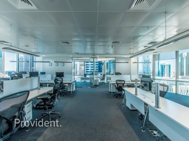 2  Fitted Furnished Office l Price Reduced