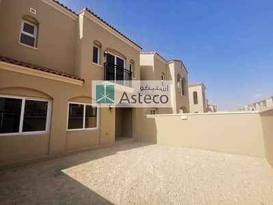 3 Bedroom Townhouse for Rent in Serena, Dubai - Brand New   Middle unit  Single Row   Maidroom