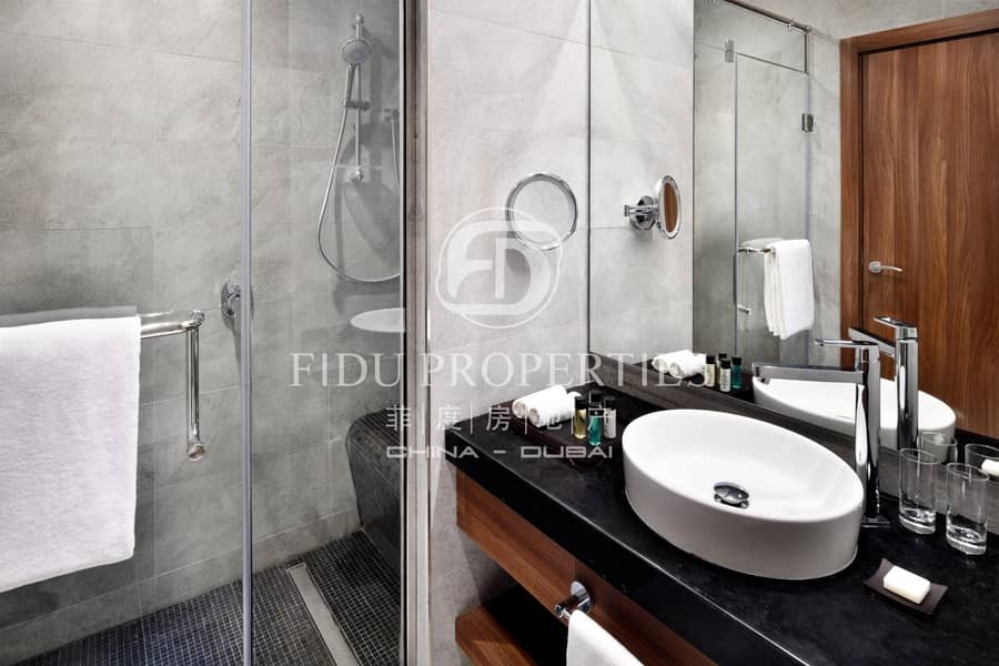 10 Fully Furnished | Serviced Hotel Apartments