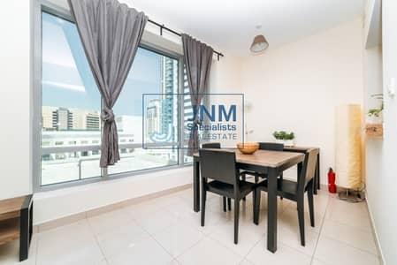 فلیٹ 1 غرفة نوم للايجار في دبي مارينا، دبي - Chiller Free | Fully Furnished | Spacious 1BR Unit