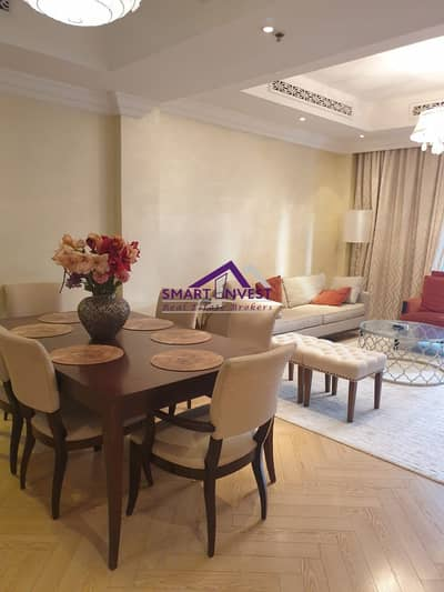شقة 2 غرفة نوم للايجار في وسط مدينة دبي، دبي - Fully furnished 2 BR Apt. for rent in Sou Al Bahar