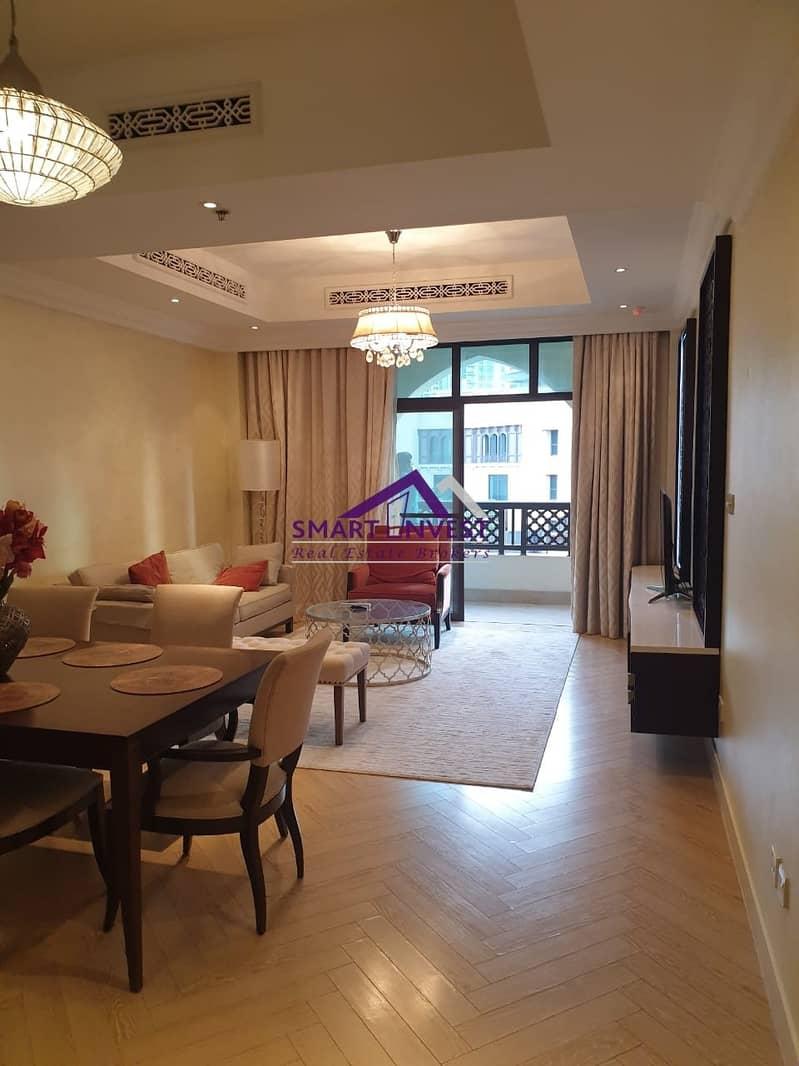 33 Fully furnished 2 BR Apt. for rent in Sou Al Bahar