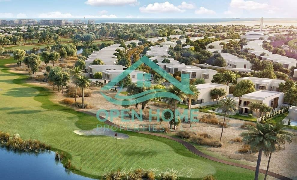 12 Elegant & Affordable 3+M Spacious Duplex Villa |Type X| ADM fees waived