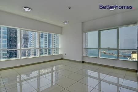 Higher Floor | Vacant | Unfurnished | Marina View